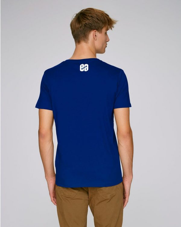 camiseta azul klein hombre | Bonealive