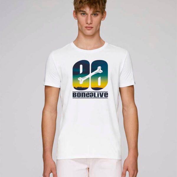 camiseta blanca algodon organico | Bonealive