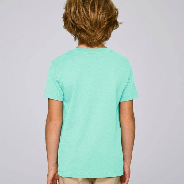 camiseta niño bolsillo Triangle | Bonealive