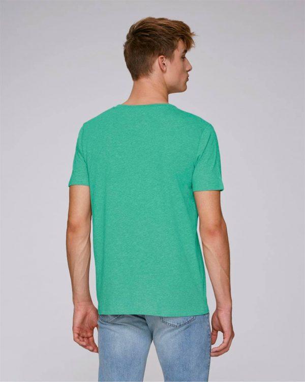 camiseta verde tendencia