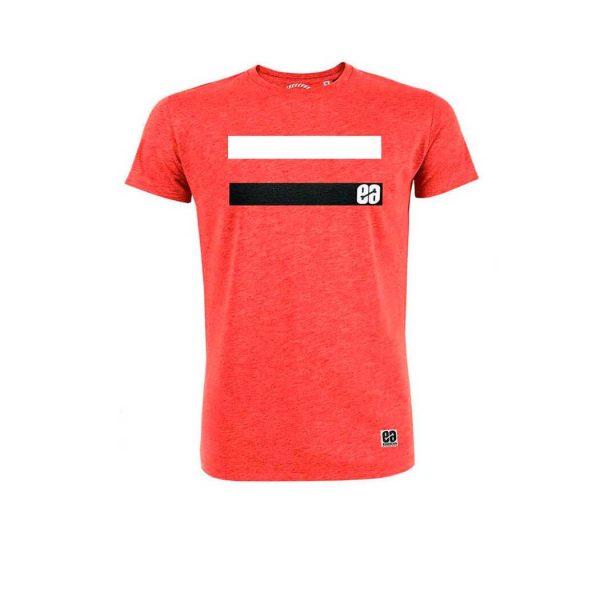 camiseta roja rayas Bonealive