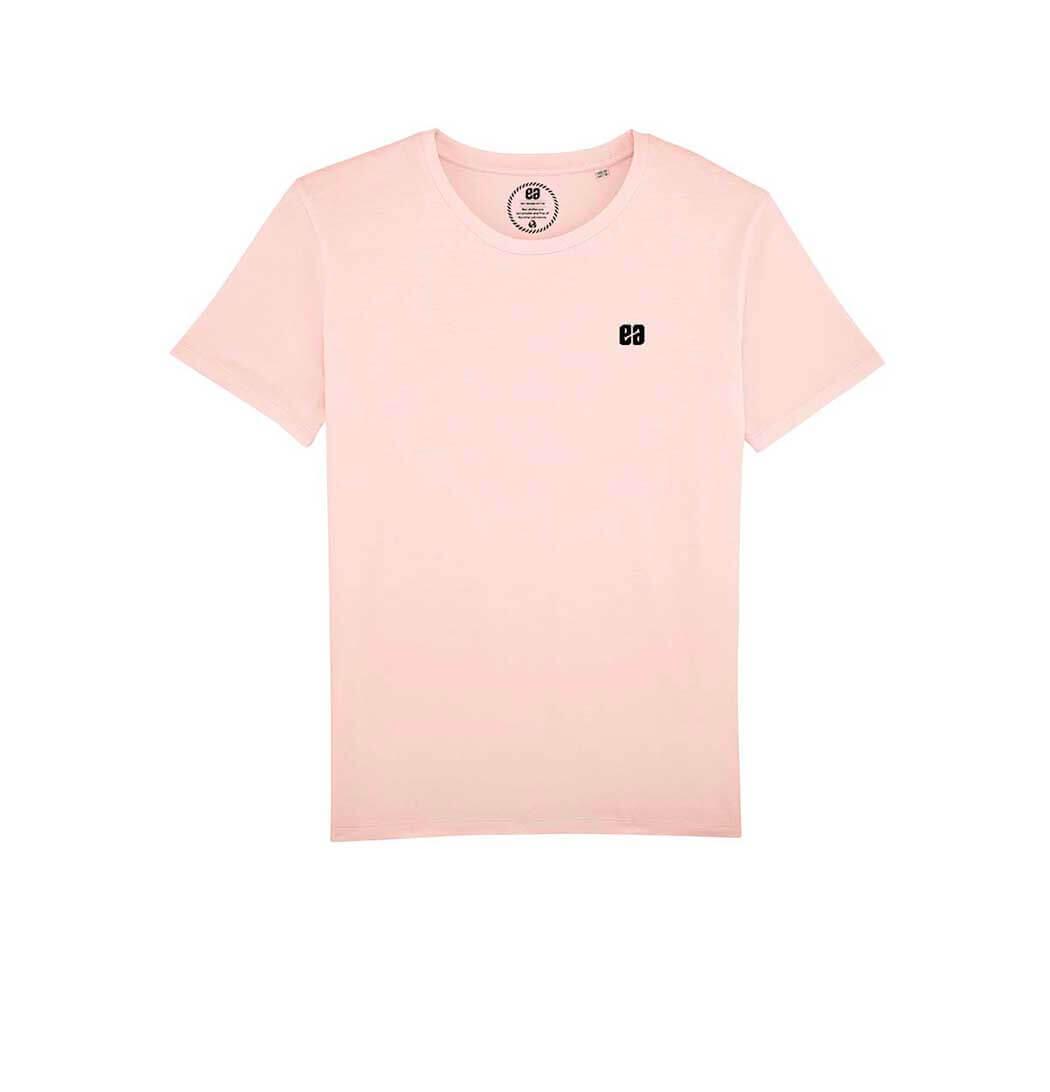 Camiseta Basic Rose