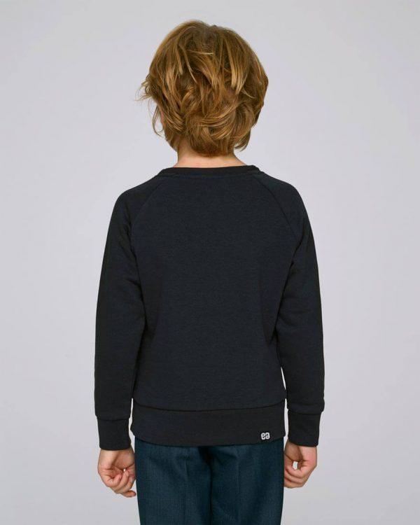 sudadera-negra-niño-69hoodie