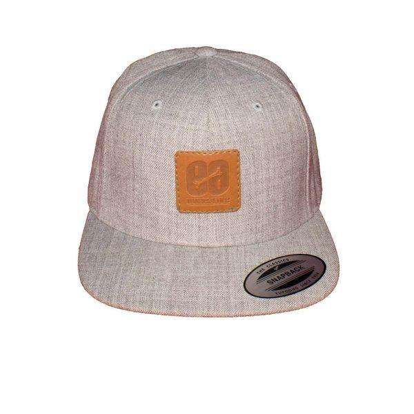 gorra gris hombre Bonealive