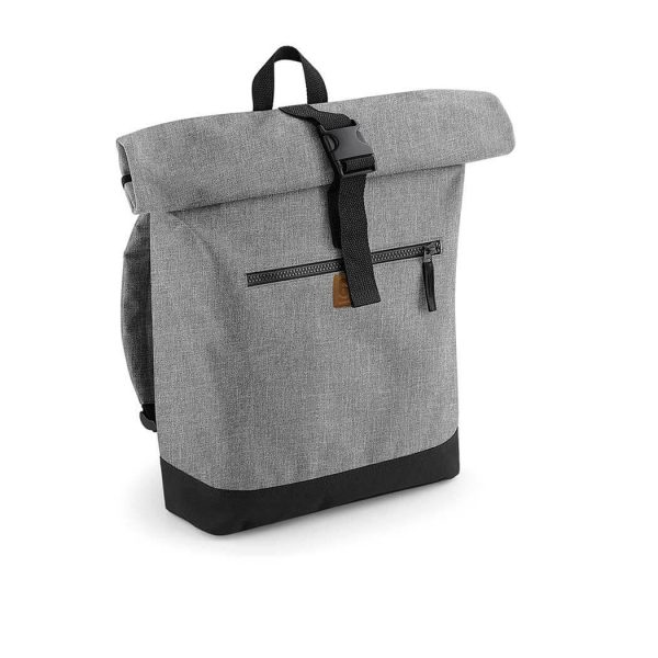 mochila tela impermeable Icon Grey | Bonealive
