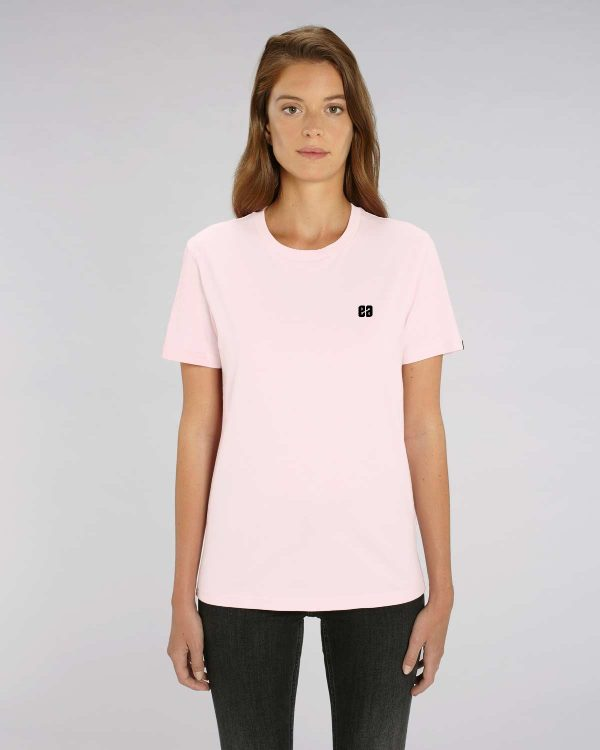 Camsieta rosa chicle mujer Basic Rose
